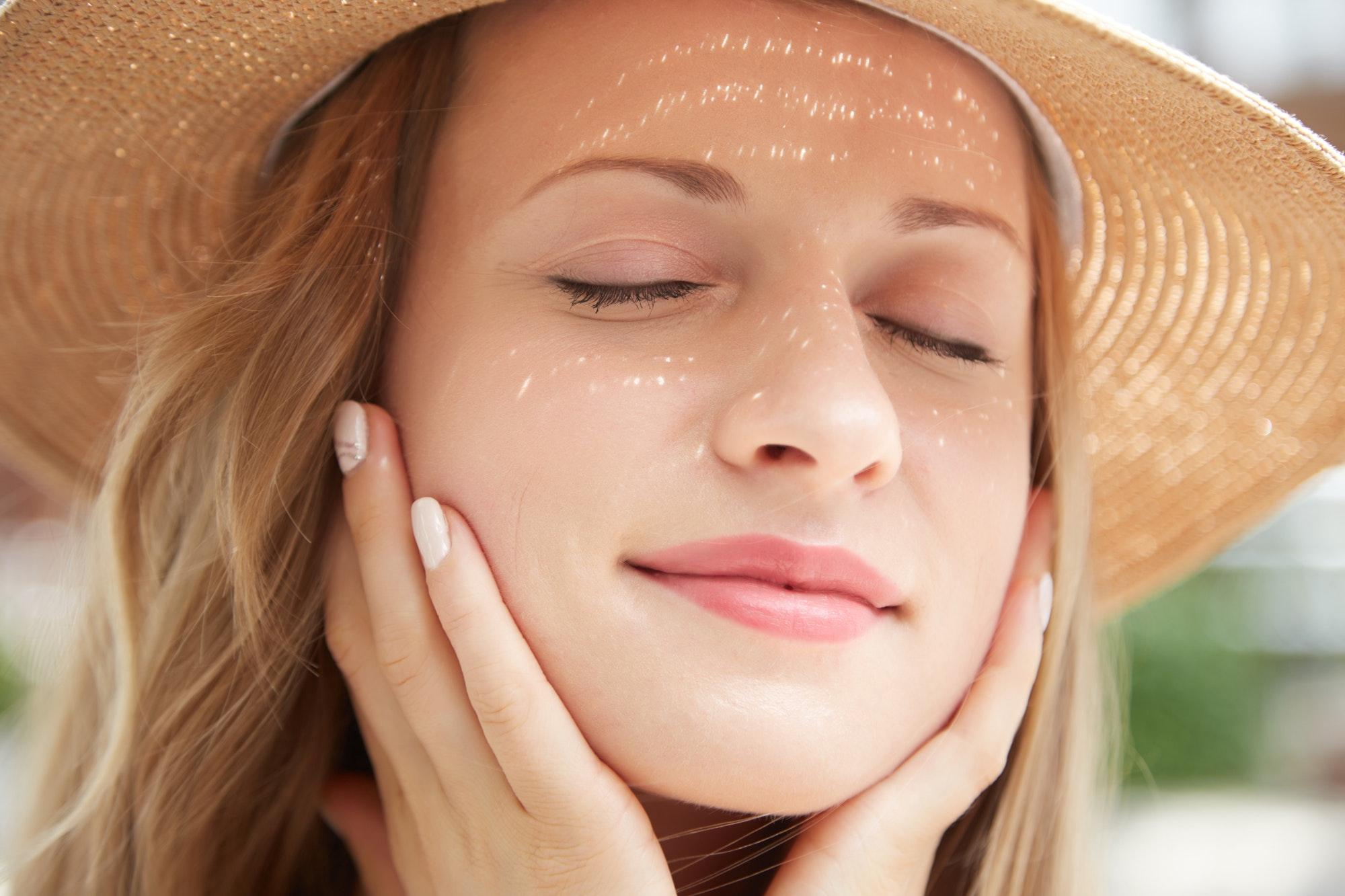 moisturizing skincare