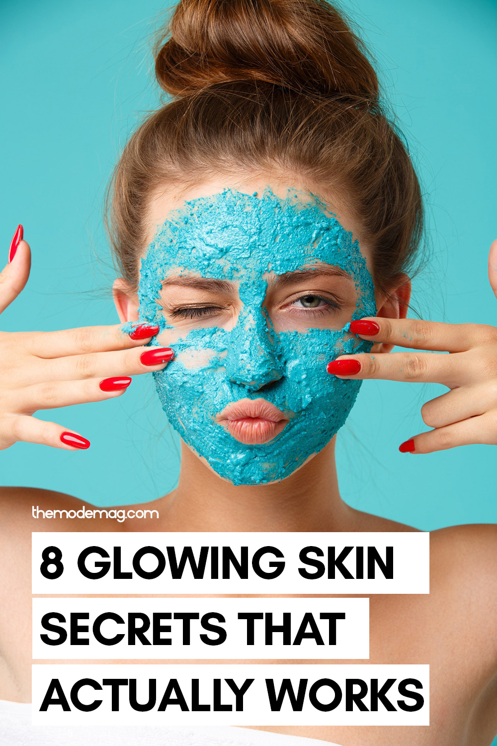 glowing skin secrets