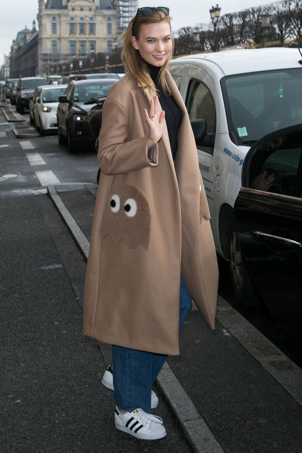 winter style ideas from karlie kloss