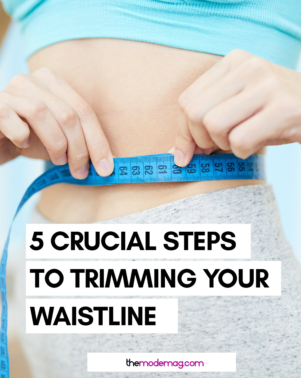 trimming your waistline