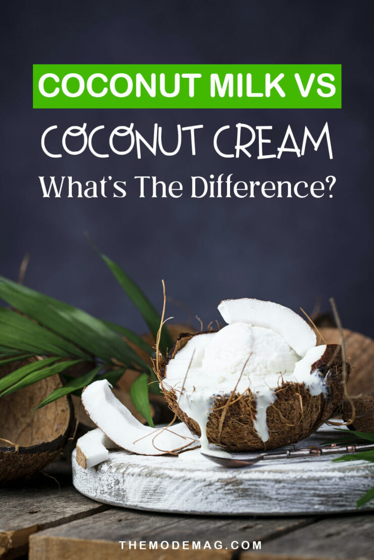 Coconut Milk vs Coconut Cream: What's The Difference?