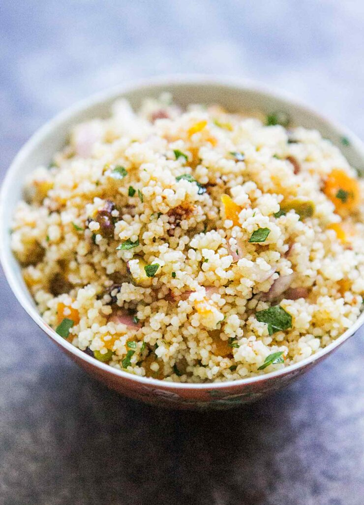 couscous alternatives to rice