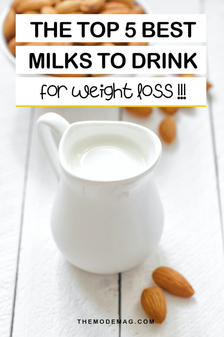 The best milk for weight loss