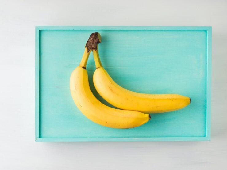 Does banana contain collagen?